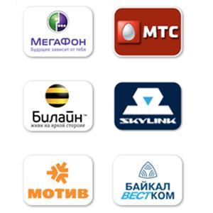 Операторы сотовой связи Калевалы